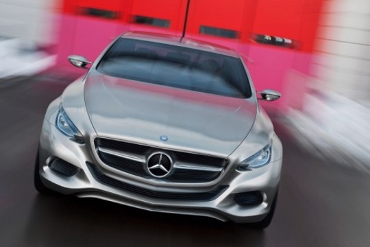 Mercedes to unveil new green technology concept car at Geneva